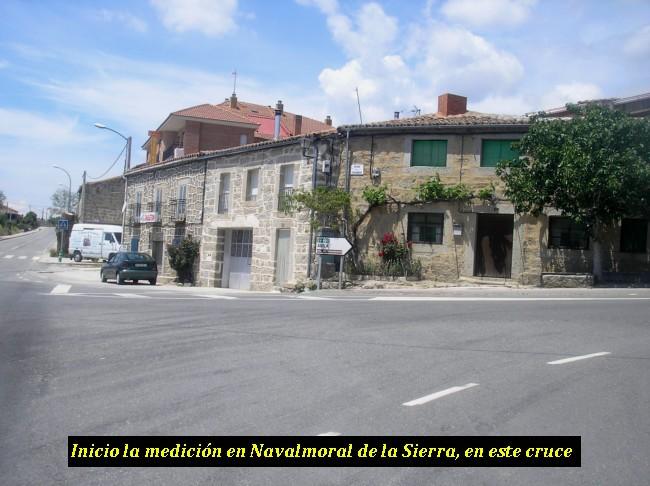 Puerto de navalmoral sur 39x28 altimetr as - Navalmoral de la sierra ...