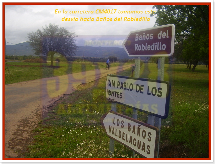 Puerto del robledillo s 39x28 altimetr as - Banos del robledillo ...